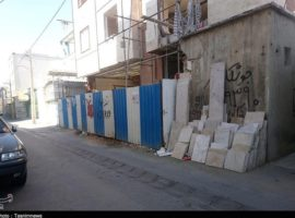 ساخت و ساز در حریم معابر با ضوابط شهرداری