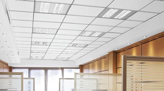 سقف کاذب از نوع PVC