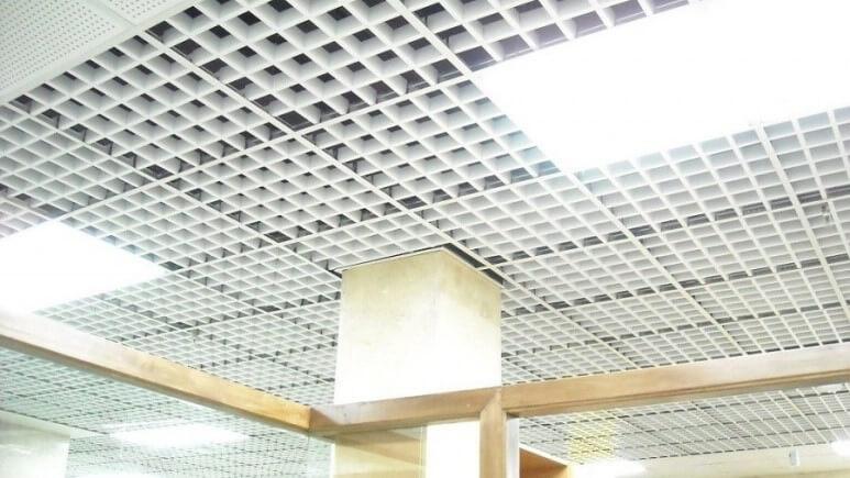 سقف کاذب از نوع گریلیوم