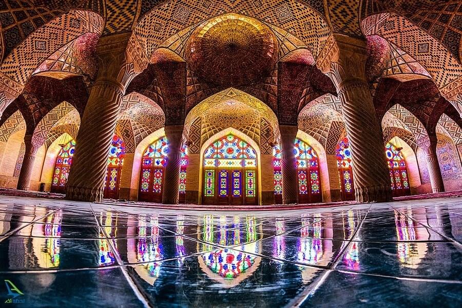 مسجد وکیل شیراز: شکوه معماری اسلامی