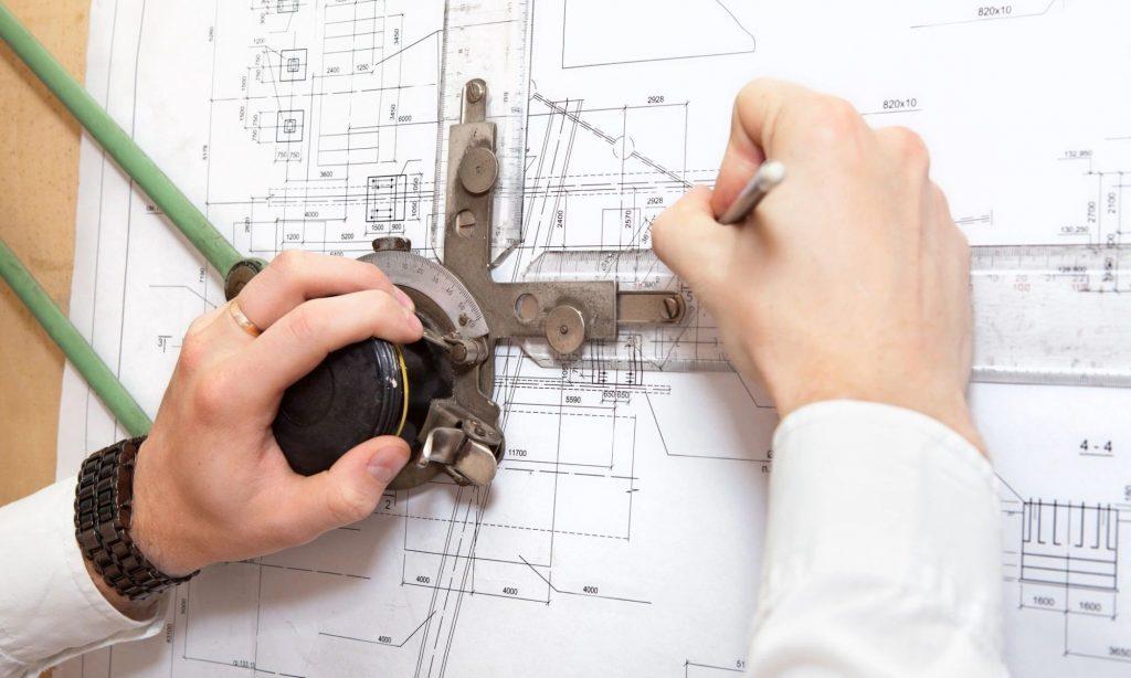 طراحی نقشه برق و مکانیک