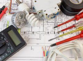 طراحی نقشه برق و مکانیک شامل چه مواردی می باشد؟