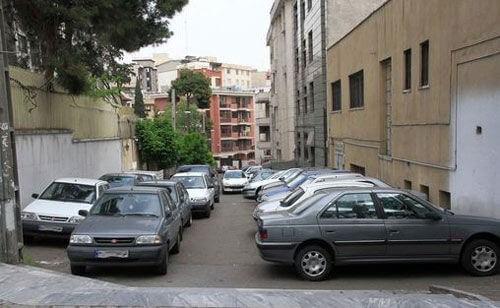 کمبود پارکینگ