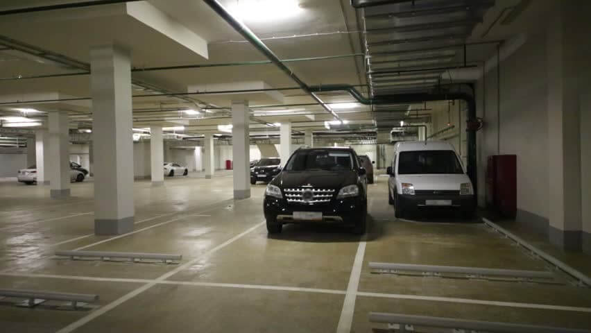 ضوابط پارکینگ شهرداری تهران