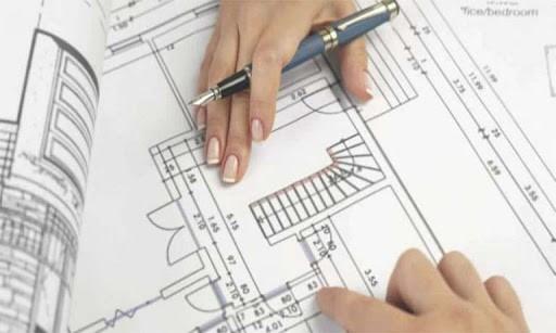 دستور نقشه ساختمان