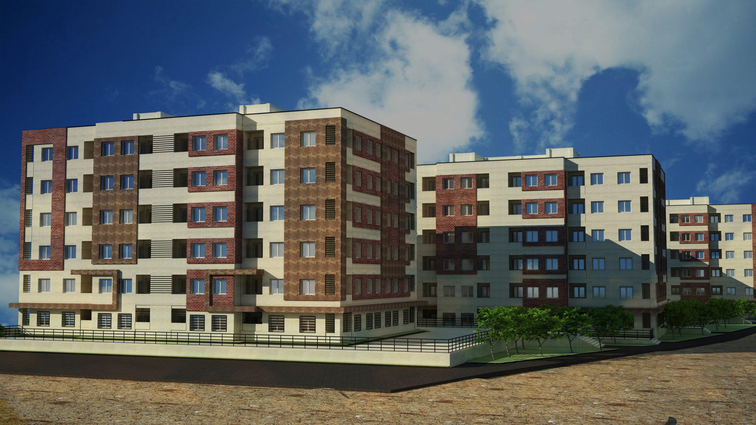 پروژه شهید صیاد شیرازی شهریار