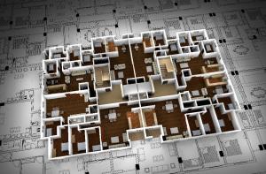 نقشه ساختمان صیاد