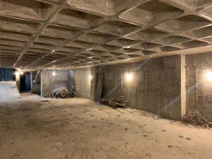 پروژه سقف وافل