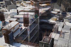 کارگاه ساختمانی