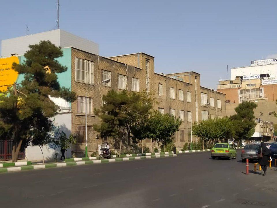 ساختمان قدیمی