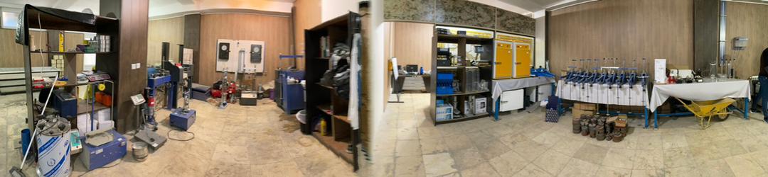 آزمایشگاه ژئوتکنیک