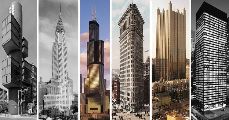 The Stories Behind 17 Skyscrapers & High-Rise Buildings That Changed  Architecture | ArchDaily