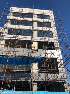 نما در حال ساخت