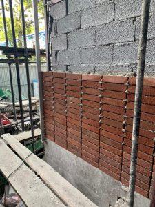 دیوار آجری 9