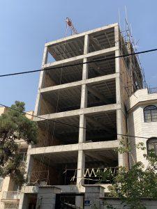 ساختمان بتنی scaled