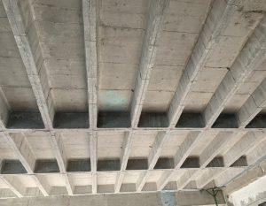 سقف وافل یک طرفه 8