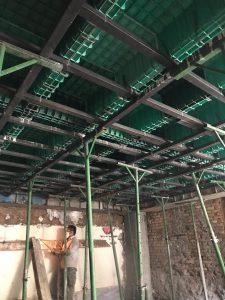 شرکت سقف وافل