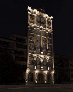 نورپردازی نما