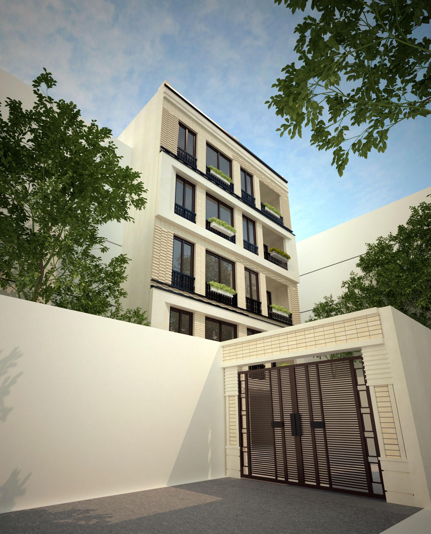 شرکت طراحی ساختمان