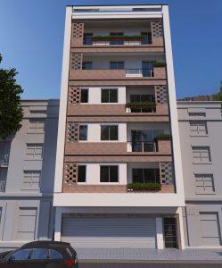 شرکت طراحی معماری ساختمان