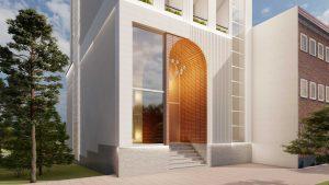 ورودی ساختمان